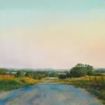 Backroad Journey 16 X 20 Pastel on Pastelboard SOLD