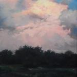 The Cloud 14 X 11 Pastel $650