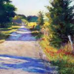 Journey Into Spring II 11 x 14 Pastel $650