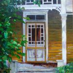 The Doorway to Memories 20 x 16 Oil $1650